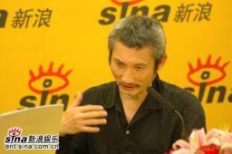 导演徐克新浪谈自己眼中的武侠是浪漫而有侠义