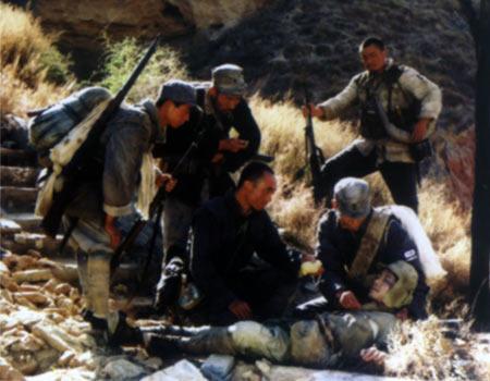 中国抗战电影简史:最早的二战题材电影(组图)