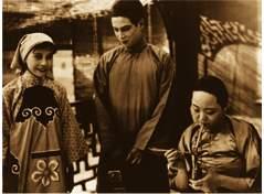 资料:百年中国经典影片回顾展--《桃花泣血记》