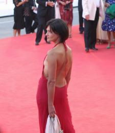 新浪网威尼斯报道花絮:星光黯淡的红毯(组图)
