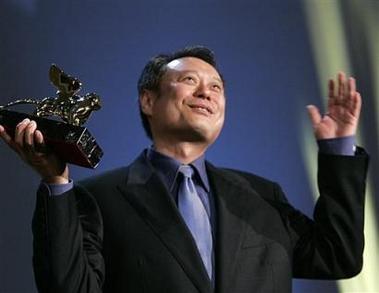 图文:李安《断背山》一举夺得最佳影片金狮奖(2)