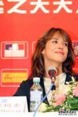 苏菲-玛索亮相北京首映式:希望促进中法交流