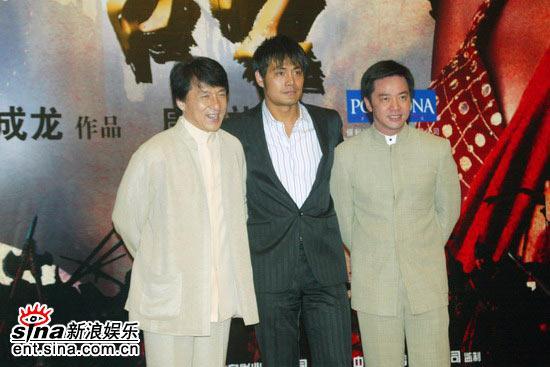 图文:《神话》北京首映发布会(11)