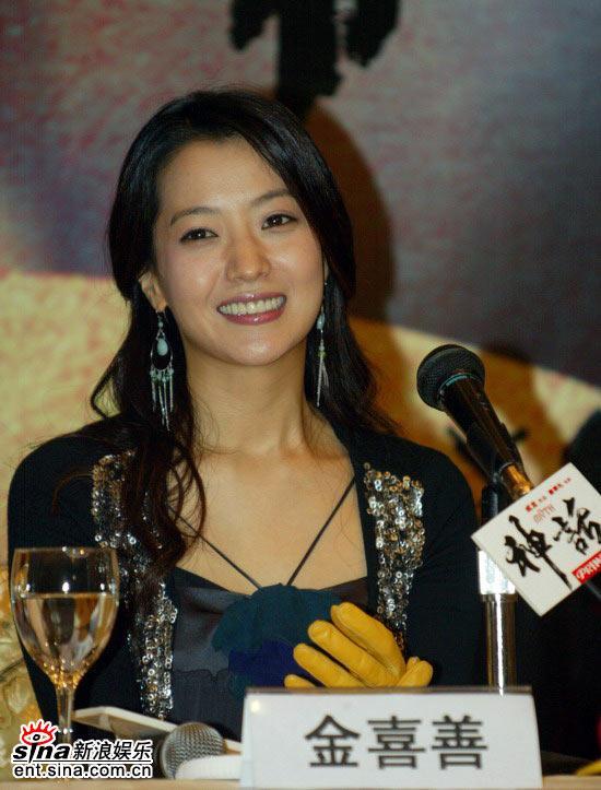 图文:《神话》北京首映发布会(31)