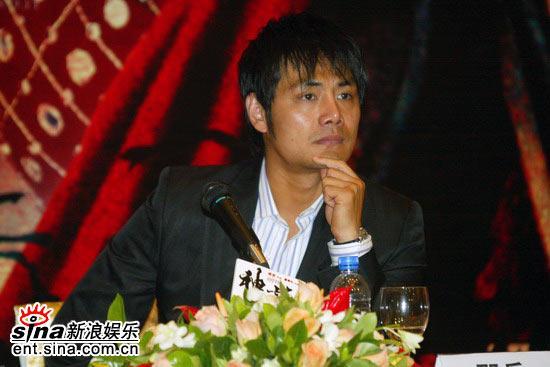 图文:《神话》北京首映发布会(45)