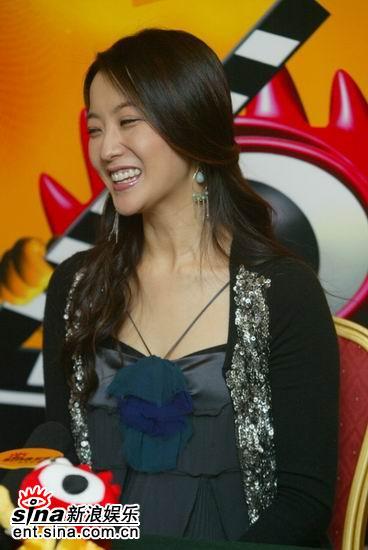 图文:韩国第一大美女金喜善聊《神话》-完美