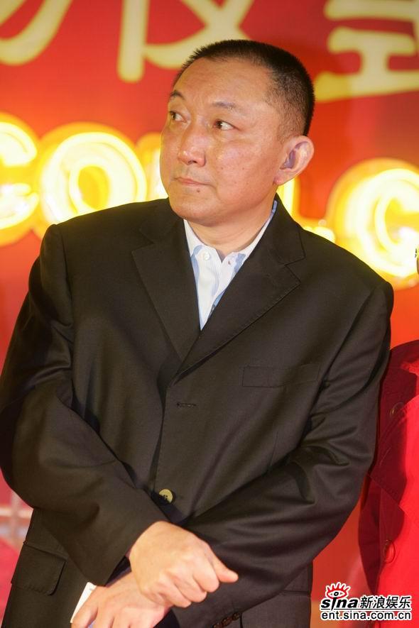 图文:《无极》官网启动仪式-总制片人韩三平