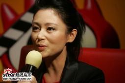 张柏芝演《无极》像做新人刘烨对手戏频频被电