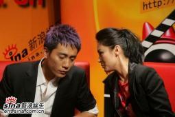 陈凯歌介绍《无极》另外两主角张东健和谢霆锋