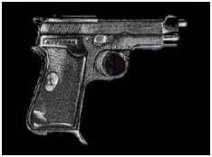 资料:007枪械一览--25CALIBREBERETTA