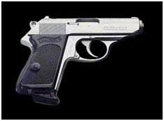 资料:007枪械一览--WALTHERPPK7.65mm