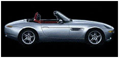 资料:007座驾一览--BMWZ8