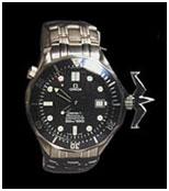 资料:007装备手表一览--OMEGASEAMASTER