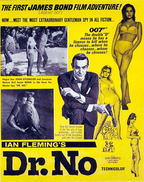 资料:007第1集《诺博士》