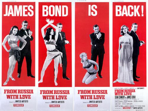 资料:007第2集《来自俄罗斯的爱情》