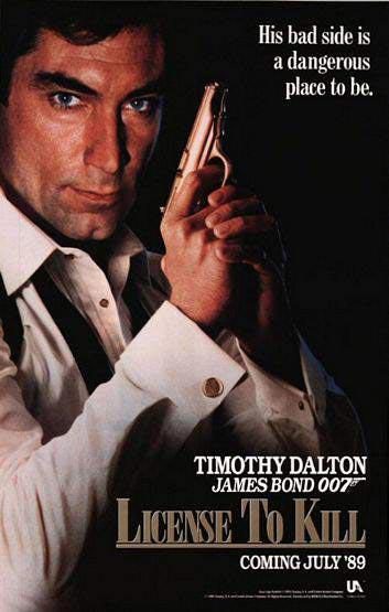 资料:007第16集《杀人执照》