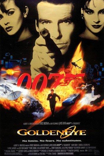资料:007第17集《黄金眼》