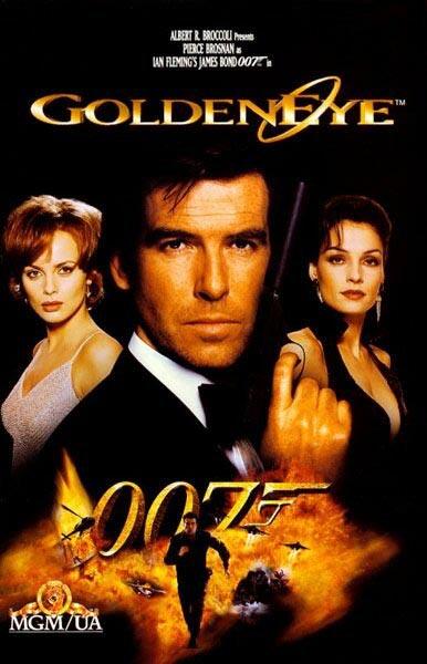 【動作】黃金眼線上完整看 Goldeneye