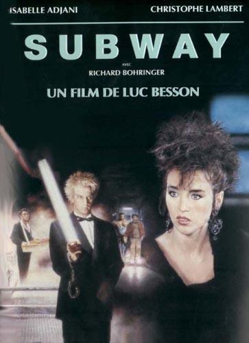 资料:让・雷诺主要影片--《地铁》