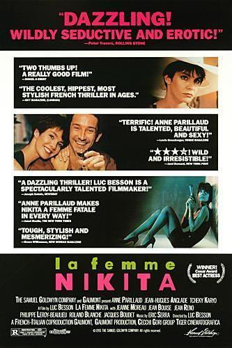 资料:让・雷诺主要影片--《尼基塔》