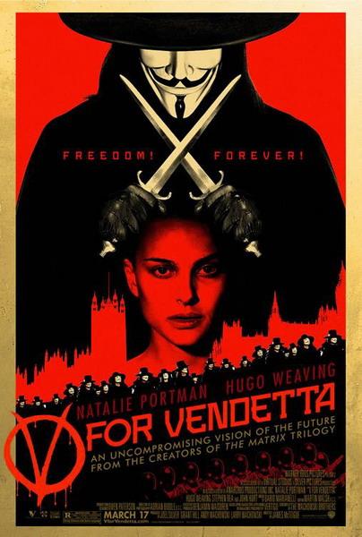 资料:第56届柏林电影节参展影片《V字仇杀队》