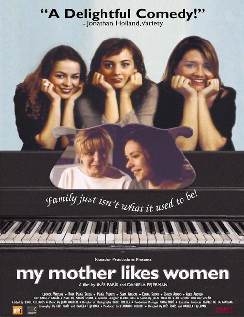 同性恋题材电影:《爱女致母亲》大获全胜