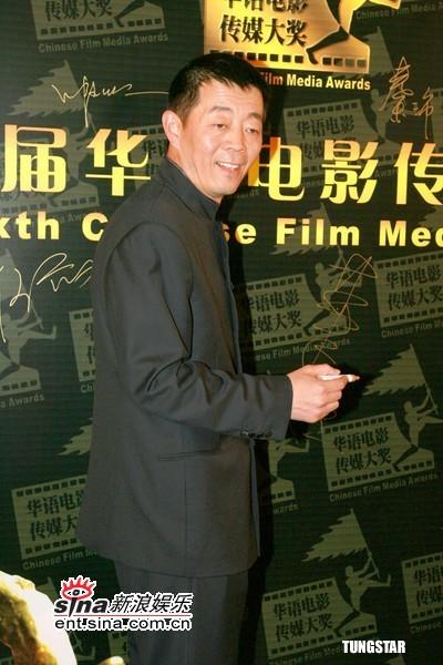 第六届华语电影传媒大奖揭晓-导演顾长卫