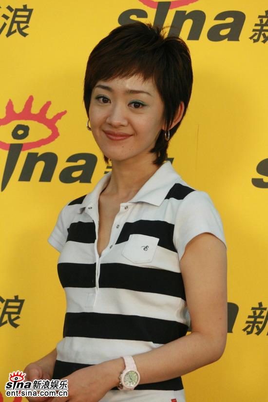 CCTV6主持经纬瑶淼做客新浪聊金鸡百花电影节