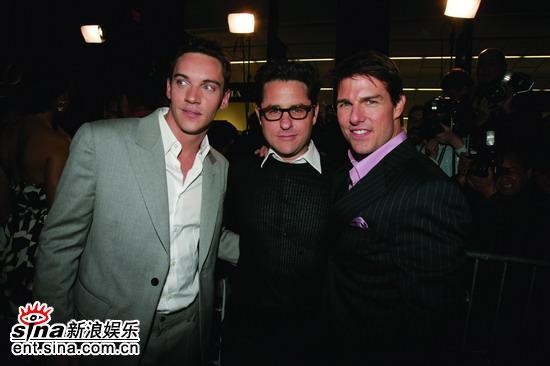 资料图片:《碟中谍3》克鲁斯等出席各地首映(32)