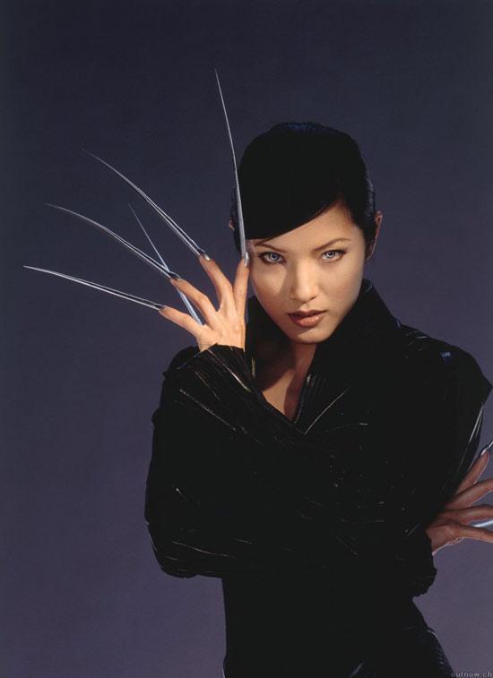 资料图文:《X战警2》新登场人物介绍--死亡女