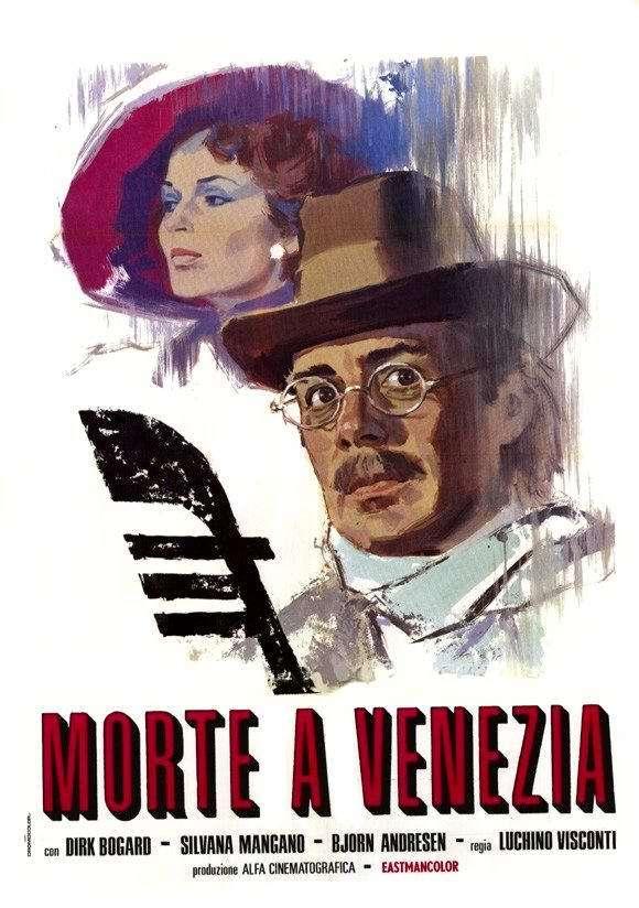 威尼斯电影地图之《魂断威尼斯》--丽都岛