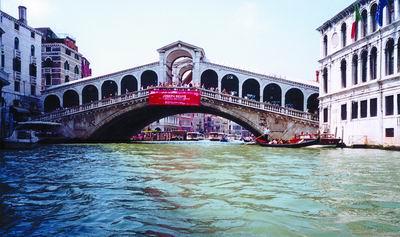 威尼斯电影地图之《情定日落桥》--里亚尔托桥
