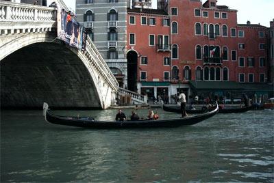 威尼斯电影地图之《三颗翼动的心》--大运河