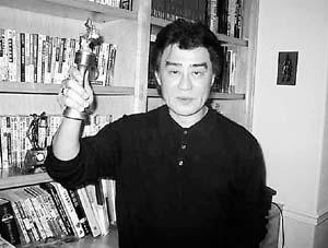 第17届金马影帝:银幕大侠王冠雄