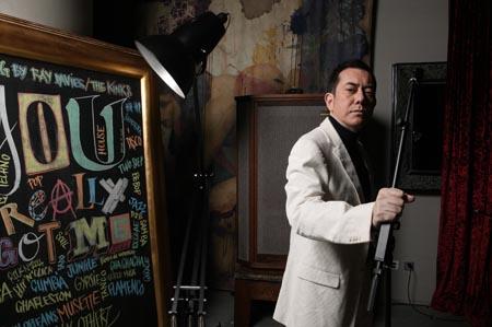 黄秋生自称不是艺术家是生意人曝崇拜姜文(图)