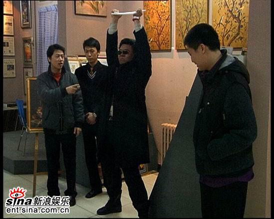 """街头画匠""""酸甜苦辣""""(12月22日《爱猜电影》)"""