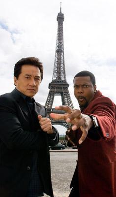 2007年不可错过好莱坞电影--《尖峰时刻3》