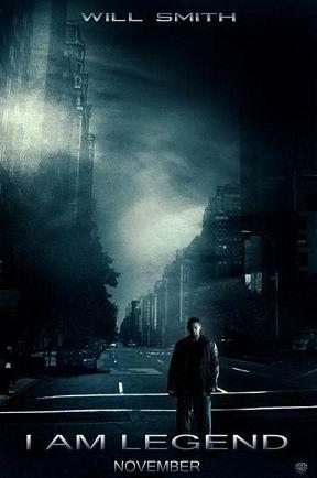 2007年不可错过好莱坞电影--《我是传奇》