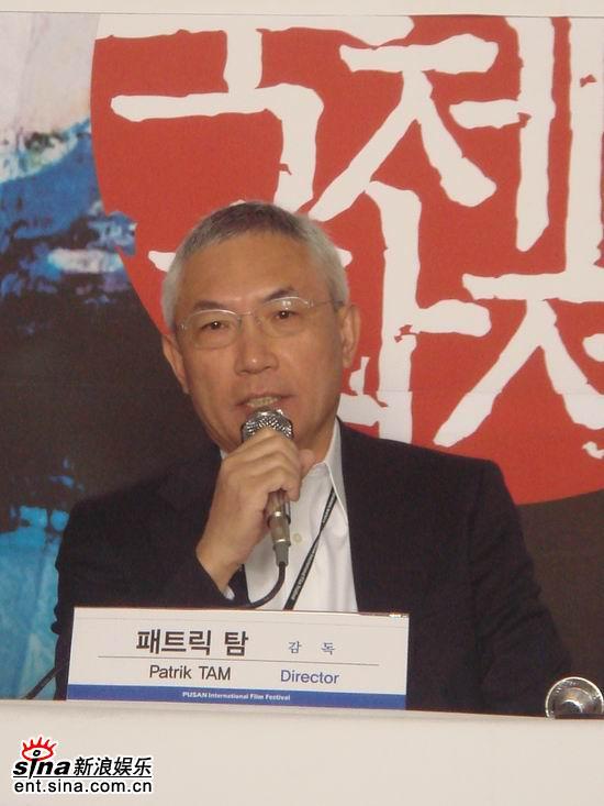 资料:香港著名导演谭家明简介