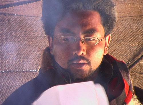 资料:先锋光芒第二回华语十人展-万玛才旦