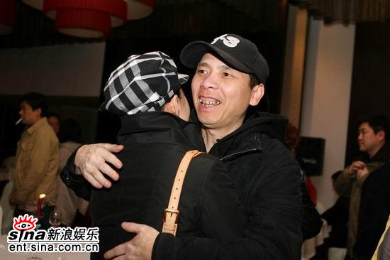 《爱情呼叫转移》庆元宵--冯小刚宋丹丹拥抱