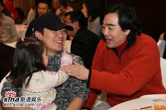 《爱情呼叫转移》庆元宵--黄健翔父女和孙健君