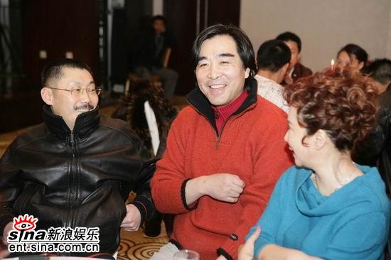 《爱情呼叫转移》答谢--何平、孙健君、蔡明