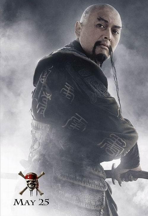章子怡等进军好莱坞展望华人影星的2007(图)