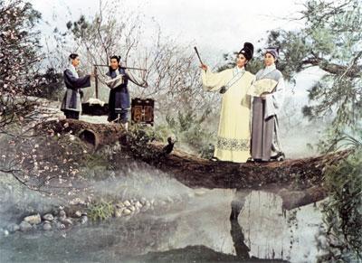 李翰祥:一代华语电影大师三大杰出成就(组图)