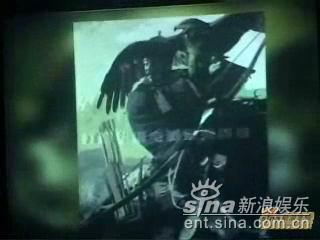 资料图片:《投名状》宣传片中的《汉土》