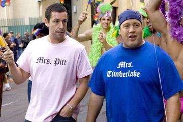 2007暑期观影--《我盛大的同志婚礼》伪装同志情侣