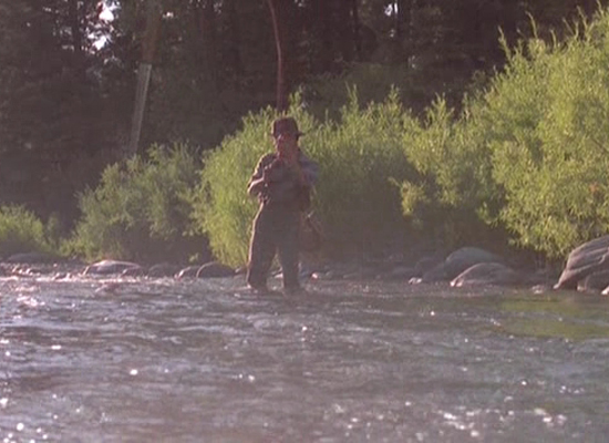 电影中的顶级风景--《大河恋》美国加拿大交界