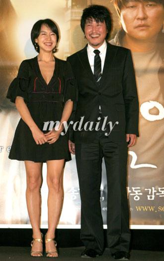 宋江浩:《密阳》第一部也是最后一部爱情片