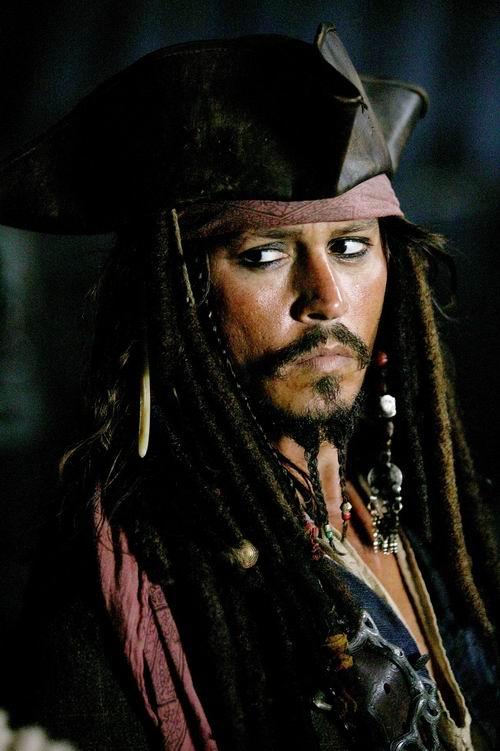 资料 加勒比海盗3 人物介绍 杰克船长